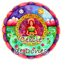Mandala Cercle de Dones - Lluna de Llum - Neus Estrada Carreras