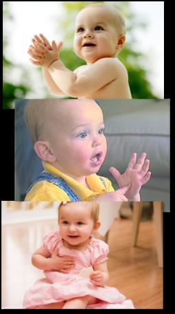Llenguatge de Signes per a Bebès - Lluna de Llum - Neus Estrada Carreras
